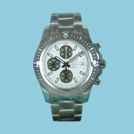 Breitling Colt Chronograph Automatic Stahlband