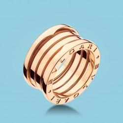 B.zero1 4-Band-Ring Roségold