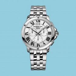 Tango Chronograph Datum Stahlband