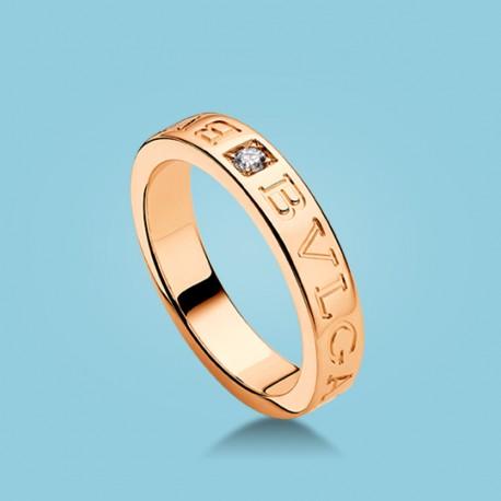 BVLGARI BVLGARI Diamant-Ring Roségold