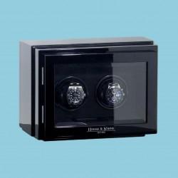 Uhrenbeweger Watch Master 2 Schwarz