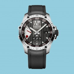 Chopard Classic Racing Superfast Power Control Stahl Kautschukband Ref.: 168537-3001