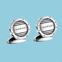 Chopard Superfast cuff-links
