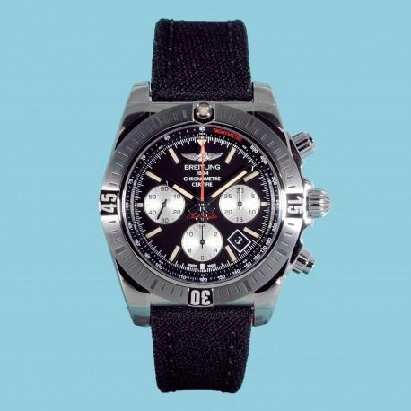 Chronomat 44 Airborne Schwarz
