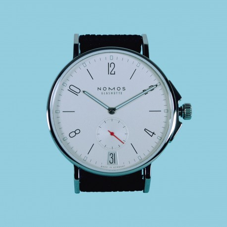 AHOI Date Sapphire crystal back Ref.:551