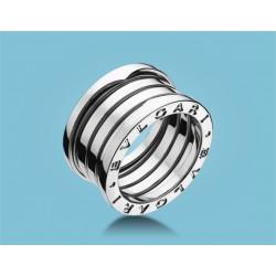 Bzero1 4-Band-Ring Weißgold