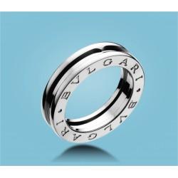 Bzero1 1-Band-Ring Weißgold